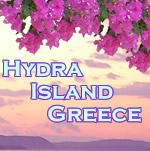 Hydra Island Greece website